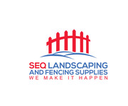South East Qld Landscaping and Fencing Supplies Logo - Entry #21