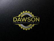 Dawson Transportation LLC. Logo - Entry #271