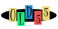 """""""OLD 55"""" - mid-century vintage furniture and wares store Logo - Entry #61"""