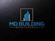 MD Building Maintenance Logo - Entry #22