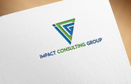 Impact Consulting Group Logo - Entry #24