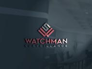 Watchman Surveillance Logo - Entry #279