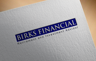 Birks Financial Logo - Entry #214