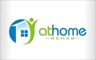 At Home Rehab Logo - Entry #53