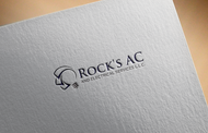 Rock's AC and Electrical Services, L.L.C. Logo - Entry #24