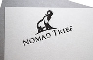 Nomad Tribe Logo - Entry #32