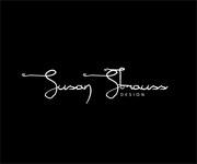 Susan Strauss Design Logo - Entry #112