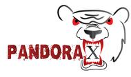 Pandora X Logo - Entry #37