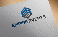 Empire Events Logo - Entry #38