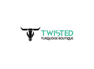 Twisted Turquoise Boutique Logo - Entry #171