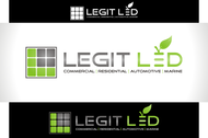 Legit LED or Legit Lighting Logo - Entry #259