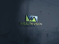 Wealth Vision Advisors Logo - Entry #49