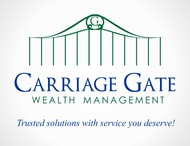 Carriage Gate Wealth Management Logo - Entry #1