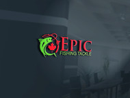Epic Fishing Tackle Logo - Entry #26