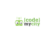 Code My City Logo - Entry #33
