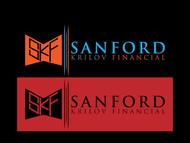 Sanford Krilov Financial       (Sanford is my 1st name & Krilov is my last name) Logo - Entry #344