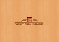 Pocket Form Isolator Logo - Entry #184