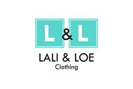 Lali & Loe Clothing Logo - Entry #47