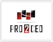 PRO2CEO Personal/Professional Development Company  Logo - Entry #41