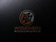 Wisemen Woodworks Logo - Entry #202