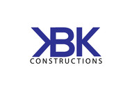 KBK constructions Logo - Entry #21