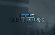Calls Creek Studio Logo - Entry #20
