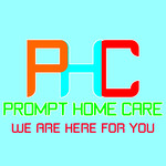 Prompt Home Care Logo - Entry #65