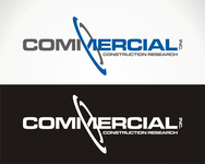 Commercial Construction Research, Inc. Logo - Entry #146
