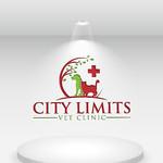 City Limits Vet Clinic Logo - Entry #368