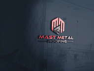 Mast Metal Roofing Logo - Entry #237