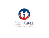 First Touch Travel Management Logo - Entry #57