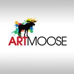 ArtMoose Logo - Entry #72