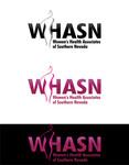 WHASN Women's Health Associates of Southern Nevada Logo - Entry #40