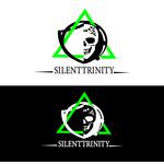 SILENTTRINITY Logo - Entry #56