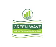 Green Wave Wealth Management Logo - Entry #449