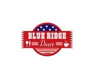 Blue Ridge Diner Logo - Entry #56