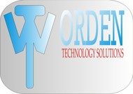 Worden Technology Solutions Logo - Entry #82