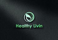 Healthy Livin Logo - Entry #90