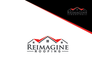 Reimagine Roofing Logo - Entry #172