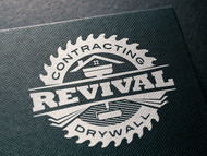 Revival contracting and drywall Logo - Entry #34