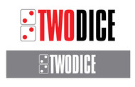 Two Dice Logo - Entry #16
