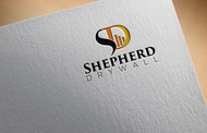Shepherd Drywall Logo - Entry #15