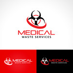 Medical Waste Services Logo - Entry #128