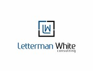 Letterman White Consulting Logo - Entry #41