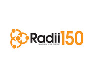 Radii 150 Logo - Entry #54