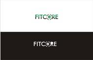FitCore District Logo - Entry #6
