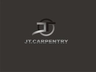 J.T. Carpentry Logo - Entry #38