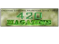 420 Magazine Logo Contest - Entry #26