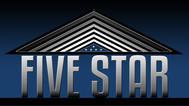 Five Star Logo - Entry #82