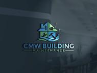 CMW Building Maintenance Logo - Entry #599
